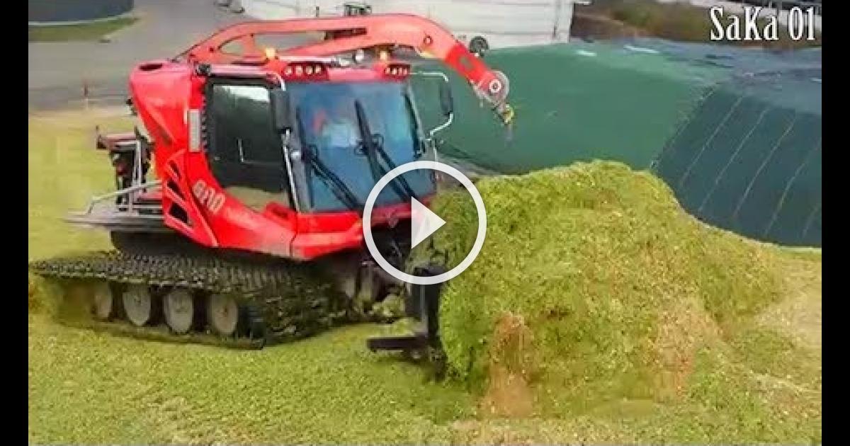 Modern Farm Equipment Machine Amp Pistenbully Machine